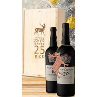 Double Tawny Tipple Gift Set