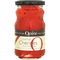 Opies - Cocktail Cherries With Stems 225g Jar
