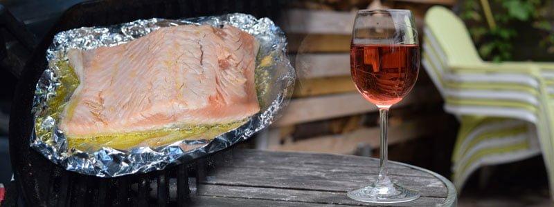 Vin til fisk