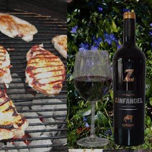 Vin til grillmad - barbeque BBQ