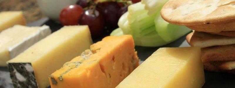 Vin til ost