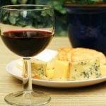 Vin der passer til ost